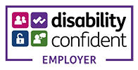 Disability confident, Employer, logo